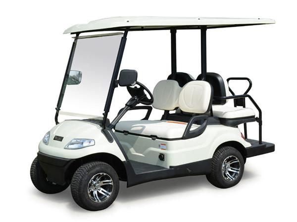 贵州4座高尔夫球车
