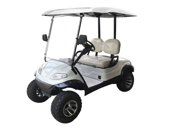 2座加高装置高尔夫观光车