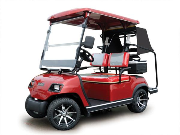 贵阳2座高尔夫球车