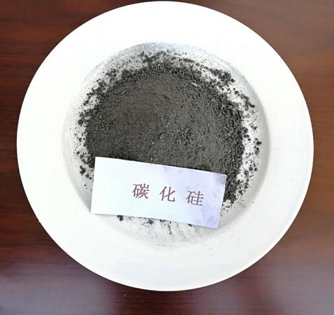 低硅低碳碳化硅