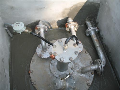 液位仪安装工程