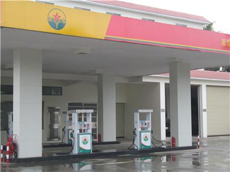 加油站油气回收改造