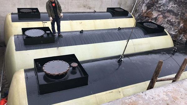 双层埋地储油罐生产厂家