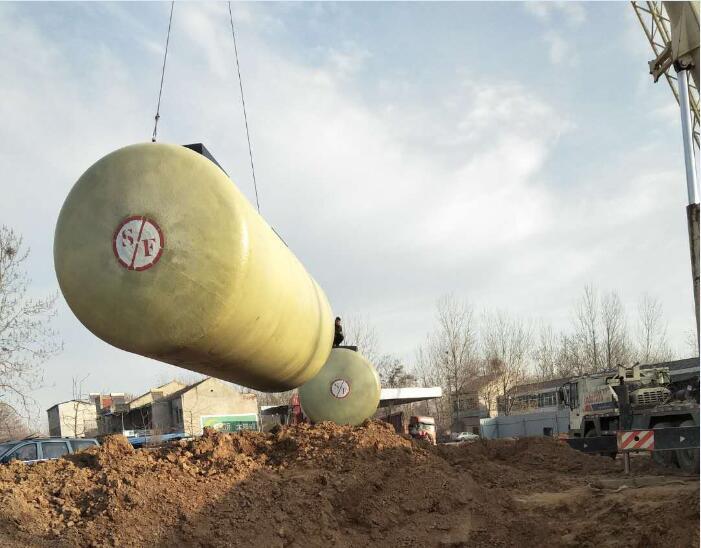 双层油罐检测厂家
