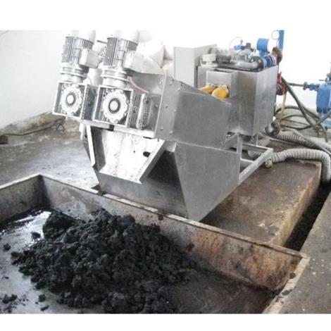 污泥处理设备