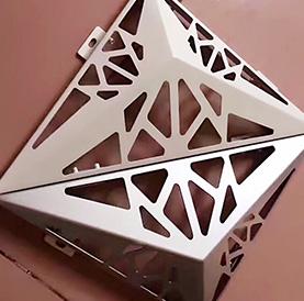 雕刻铝单板