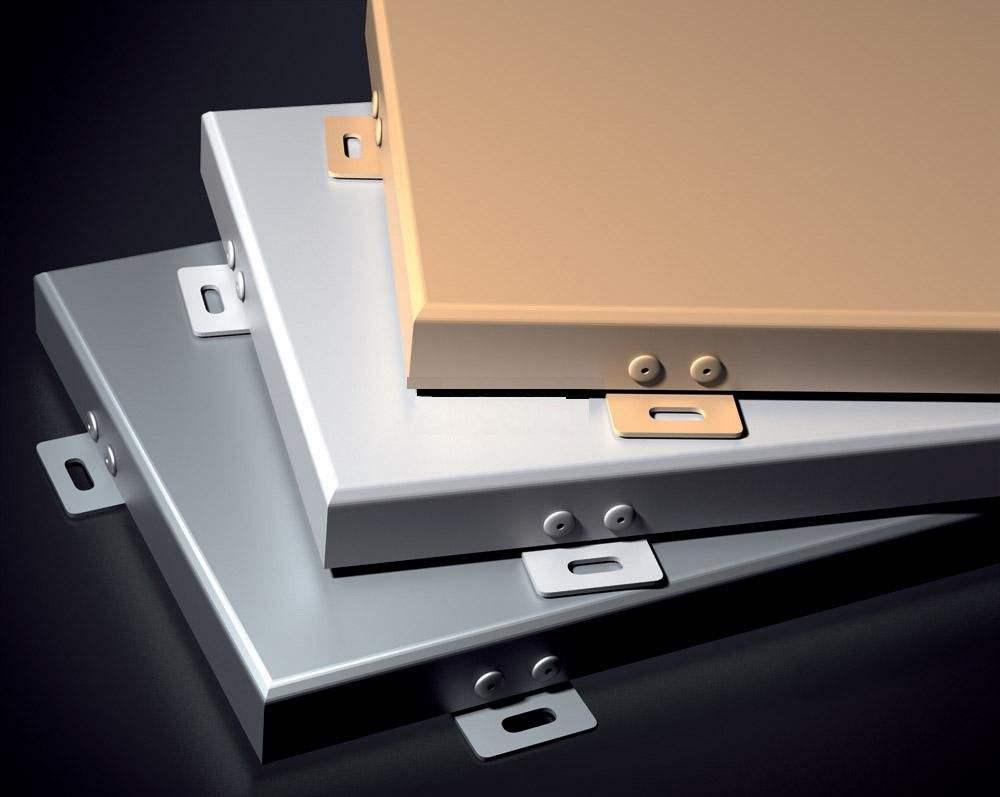 铝天花铝单板