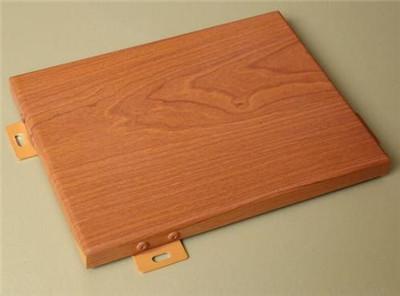金属热转印木纹加工