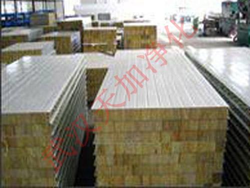 机制岩棉板