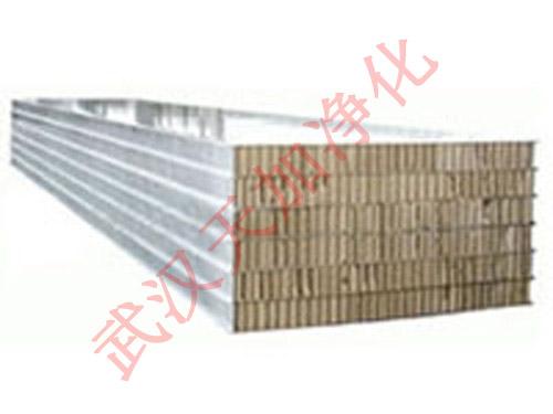 机制纸蜂窝彩钢板
