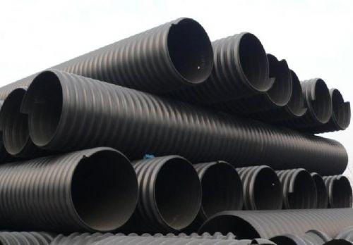 贵州HDPE钢带螺旋波纹管