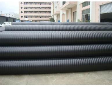 貴州中空壁塑鋼纏繞管