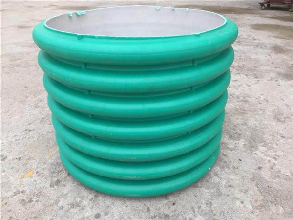 六盤水HDMP高密度增强双壁波紋管