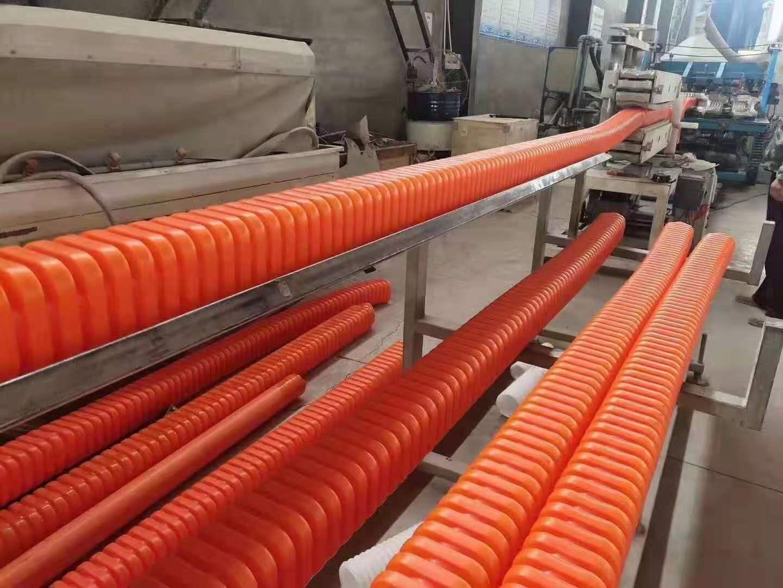 HPPM方型电力双壁波纹管