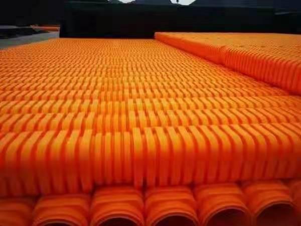 改性聚氯乙烯(MCMP)方型双壁波纹管