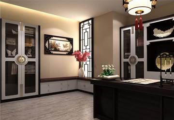 中式定制家具