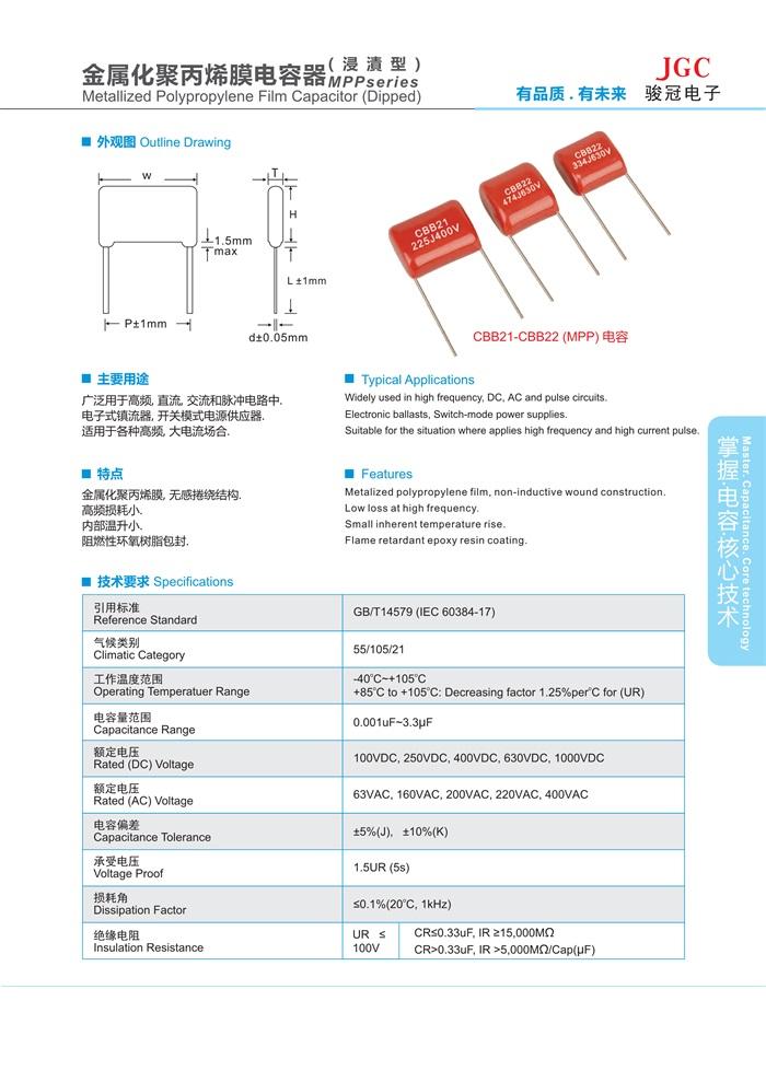 CBB21电容器(图1)