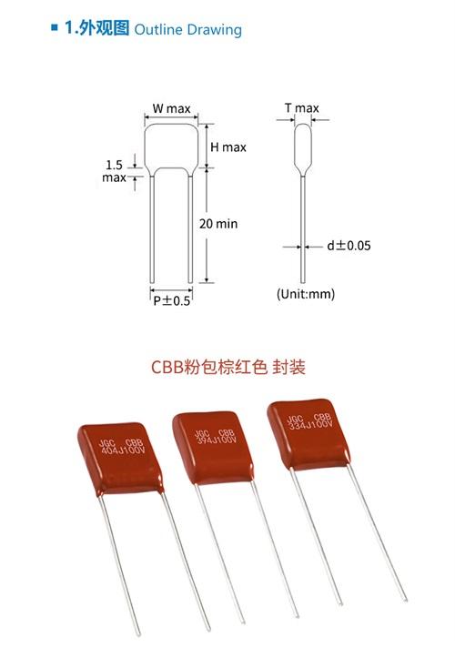CBB 电容 粉包(图5)