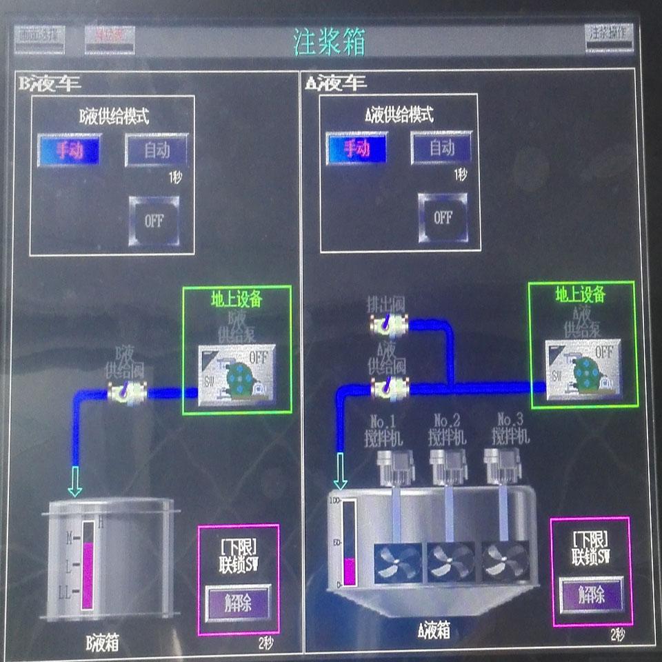 【分享】注浆系统 注液枪规格