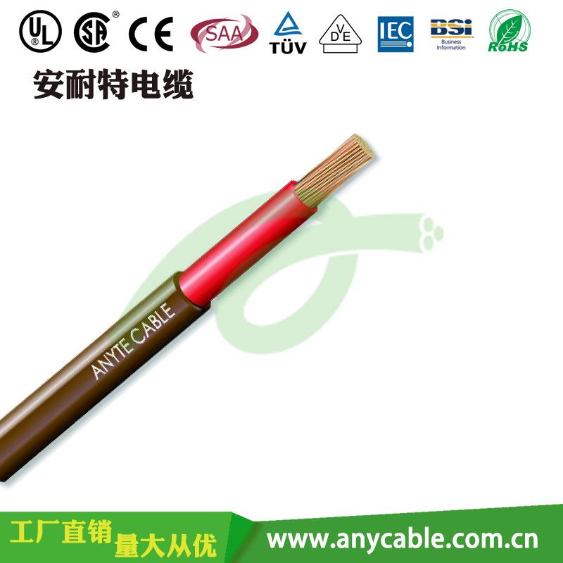 UL1618聚氯乙烯绝缘加强型电线