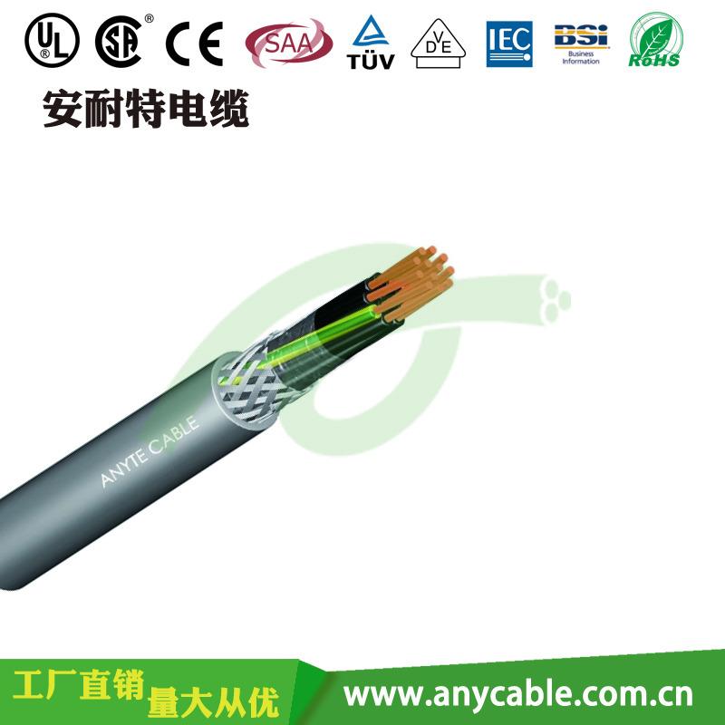 UL2547屏蔽电缆