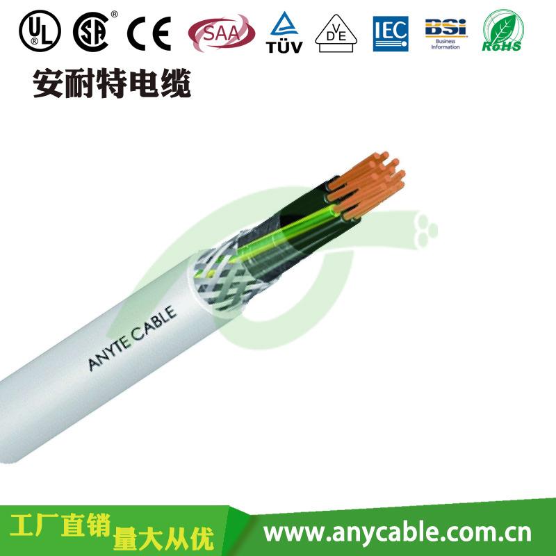 UL20379多芯屏蔽控制电缆