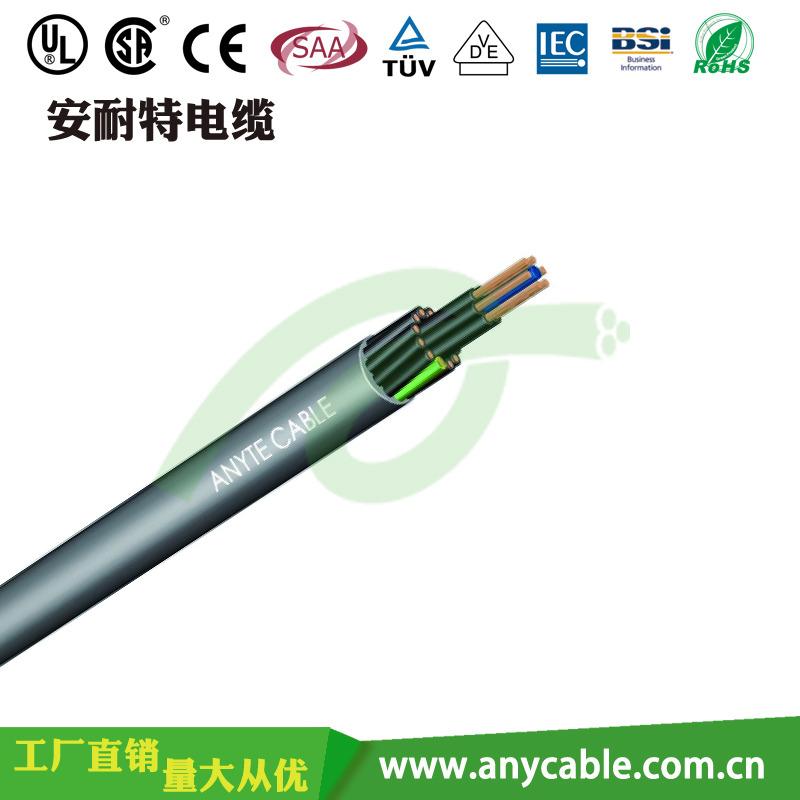 UL21143低烟无卤/无卤聚乙烯多芯可选屏蔽线