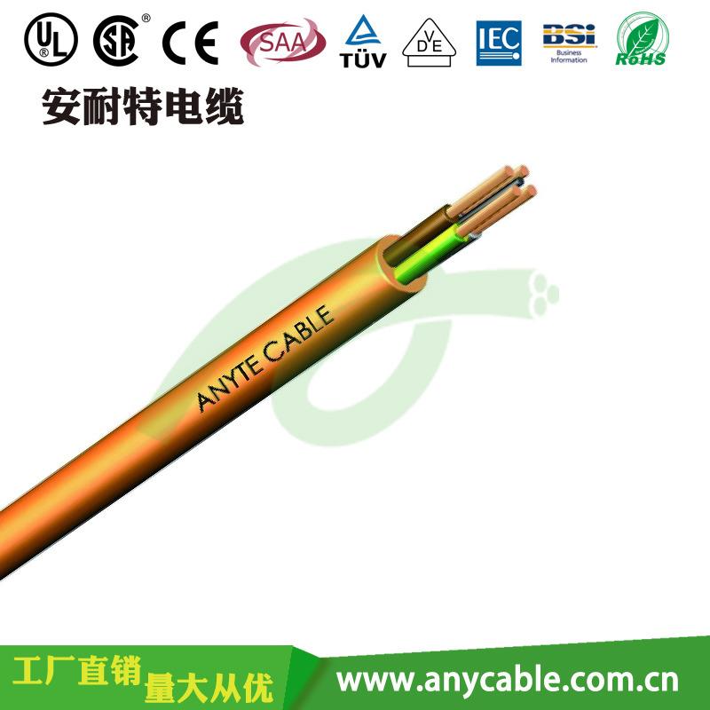UL20234聚氨酯护套动力电缆