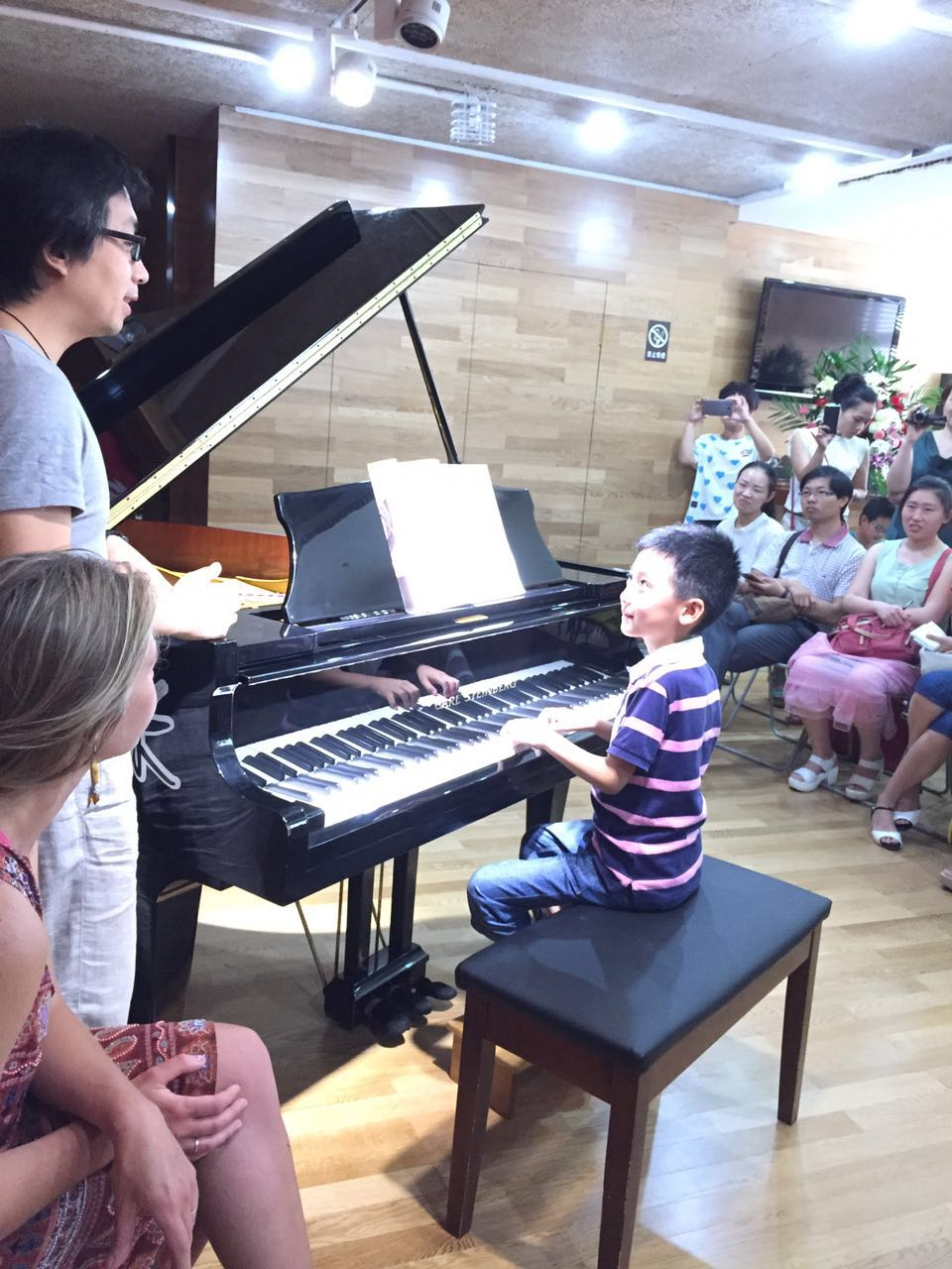 鋼琴基礎培訓