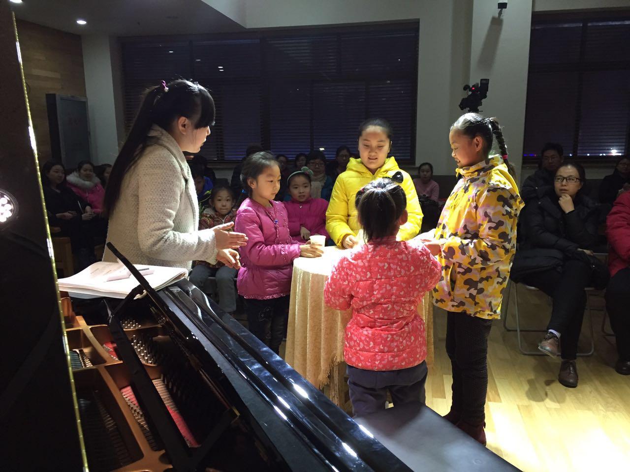 鋼琴培訓課程