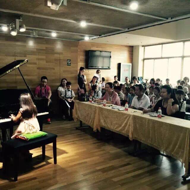 鋼琴培訓課