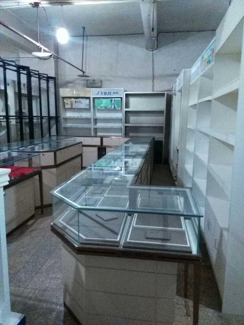 重庆展柜回收