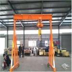 移动式门式吊机