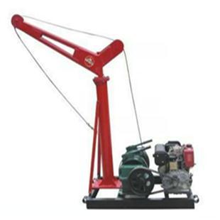 柴油动力小型吊机