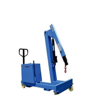 液压电动折叠式小吊机