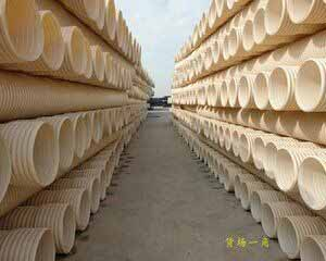贵州PVC-U波纹管