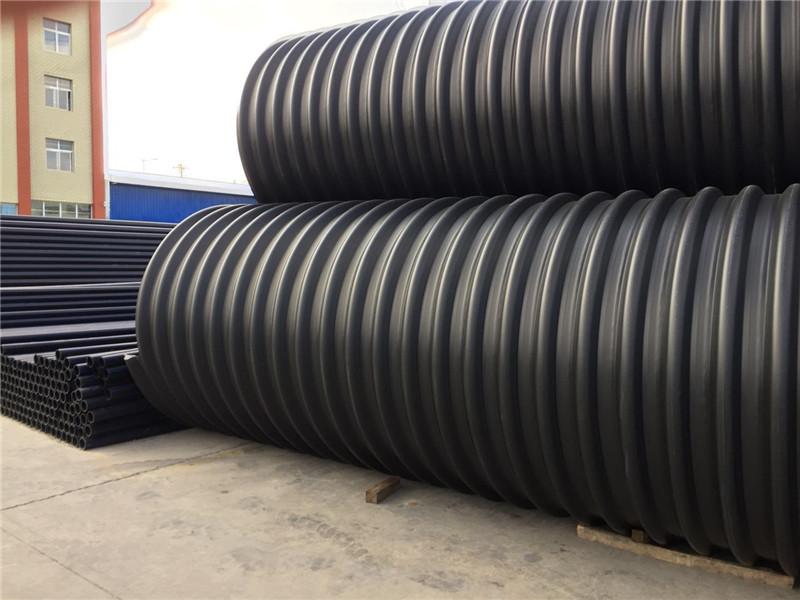 贵州HDPE钢带波纹管