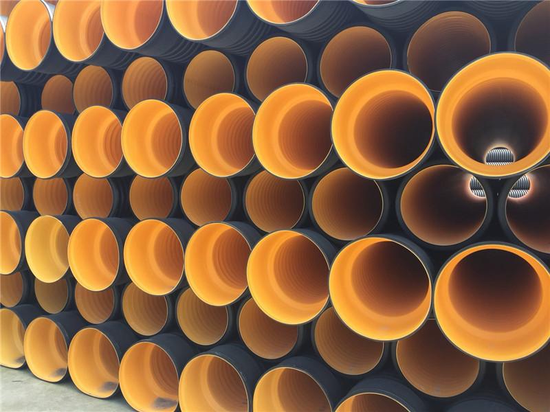 贵阳HDPE波纹管