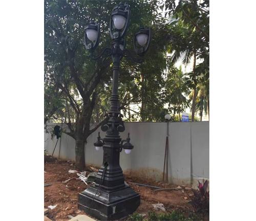 压铸铝庭院灯
