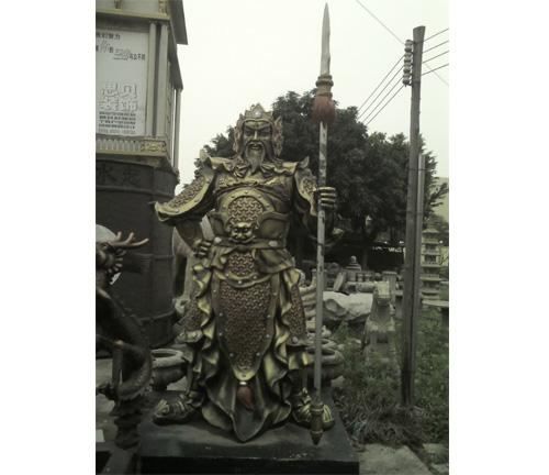 关公全铜雕塑品