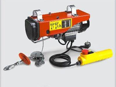 微型电动葫芦220v家用小电机