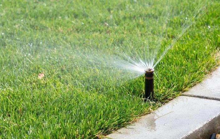 农业自动灌溉
