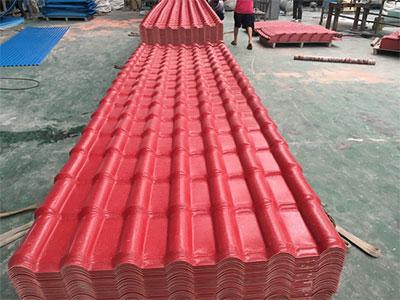 北京树脂瓦安装