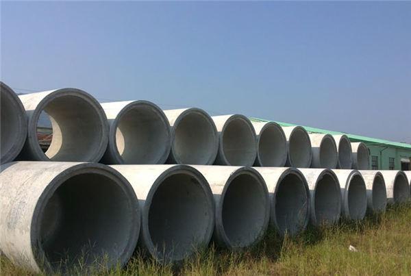 白银水泥排水管