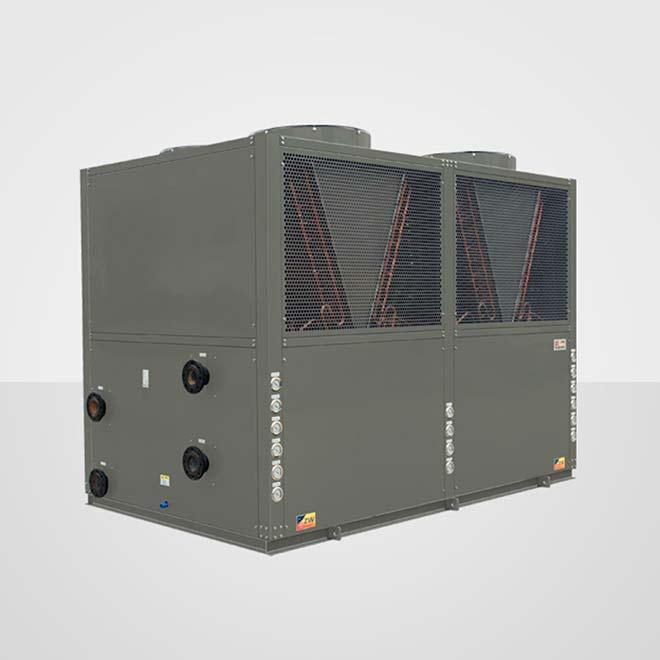 超低温三联供热泵