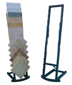 地板瓷磚展架