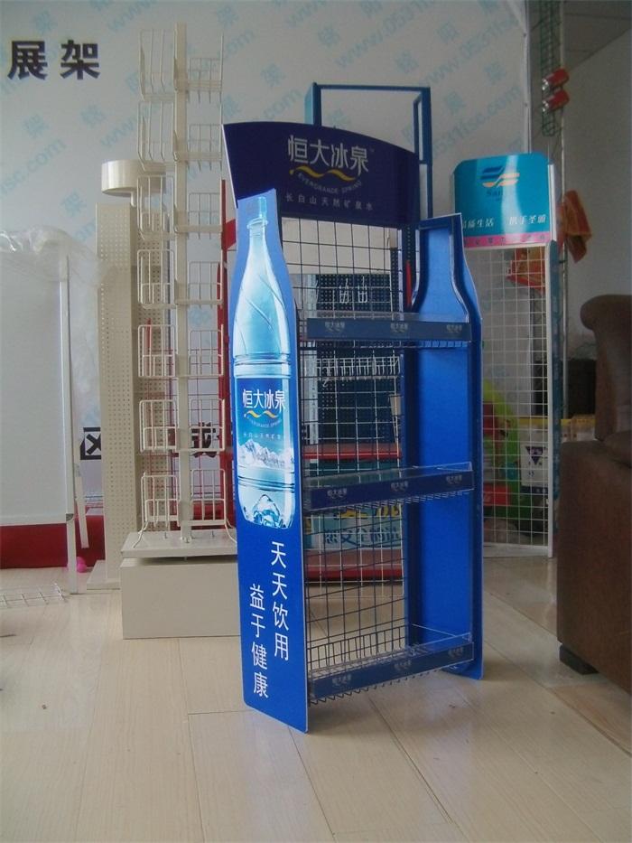 济南饮料展架厂家