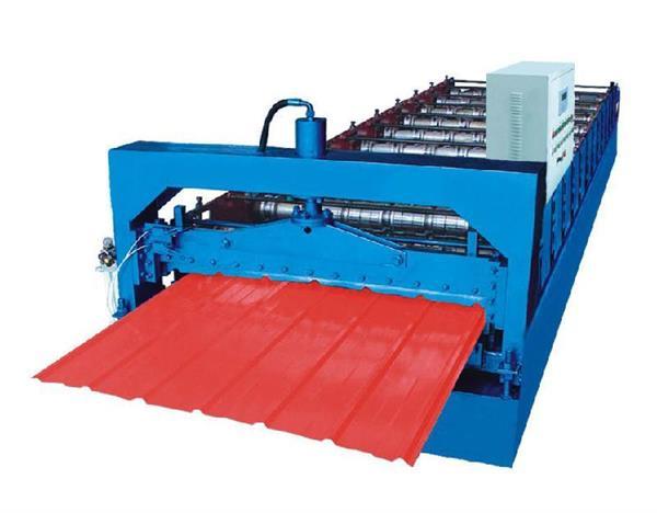 金属薄板压型机