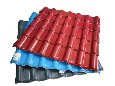 屋頂樹脂瓦