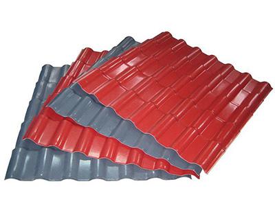 屋面樹脂瓦價格